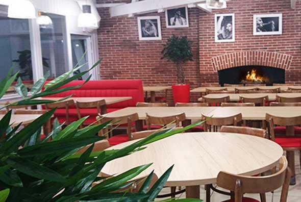 Ethic Etapes Sologne : le restaurant
