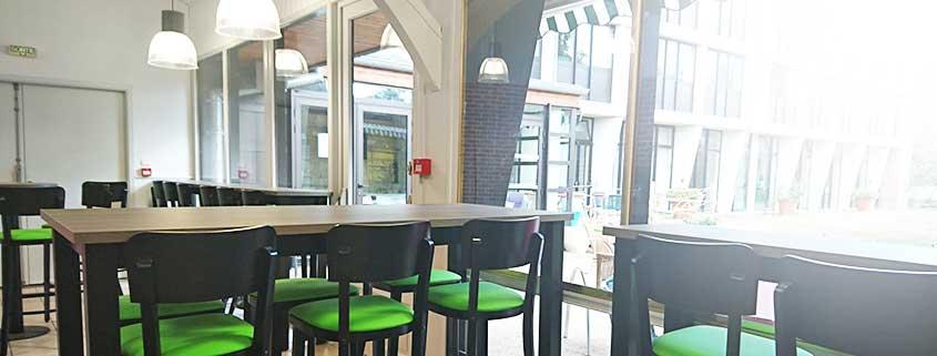 Ethic Etapes Sologne : le restaurant ssociatif vous propose brunch, buffet froid, cocktail, vin d'honneur et panier repas pour les groupes.