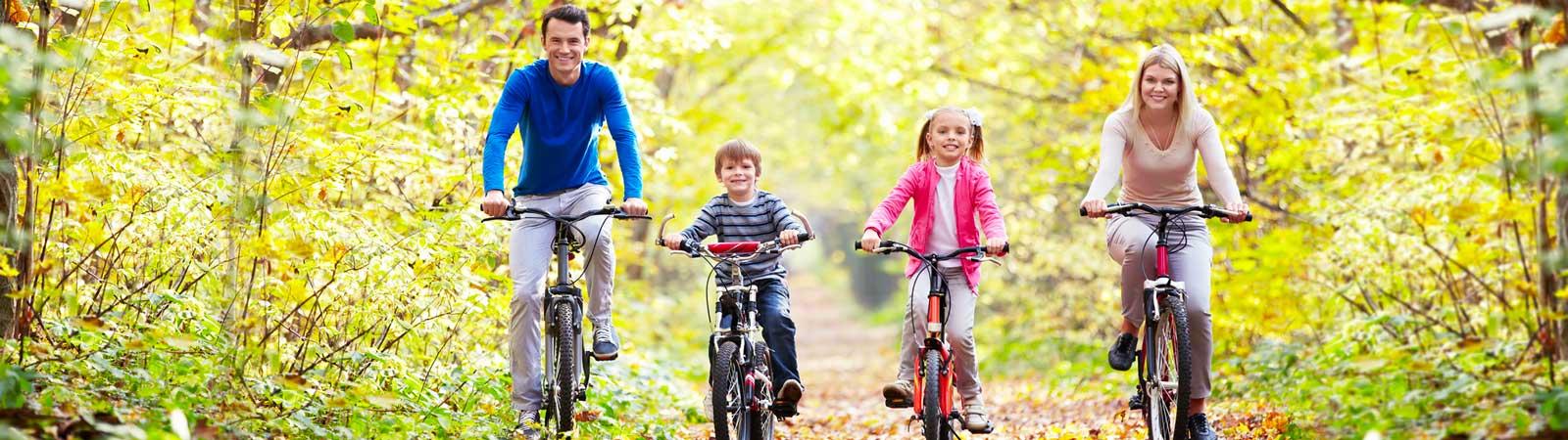 La Sologne vous propose de nombreuses balades et randonnées à découvrir en famille ou entre amis !