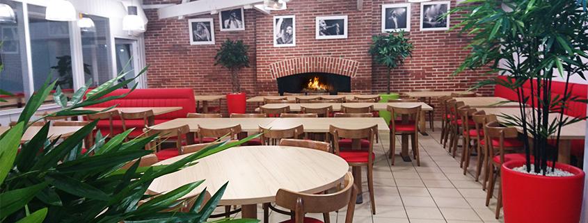 Ethic Etapes sologne : le restaurant est ouvert à tous du lundi au vendredi midi et du vendredi soir au dimanche soir sur réservation pour les groupes (minimum 30 personnes).