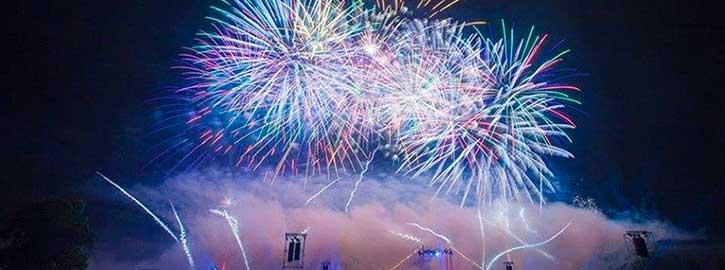 Le plus grand spectacle pyrotechnique de la Région Centre-Val de Loire. 15000 spectateurs, plus de 4 tonnes d'artifices pour vous faire rêver le temps d'un soir !