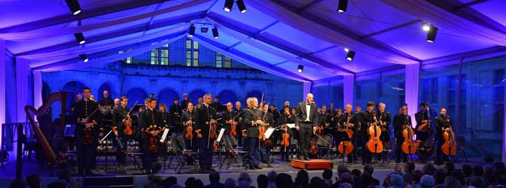 Festival de musique de Chambord