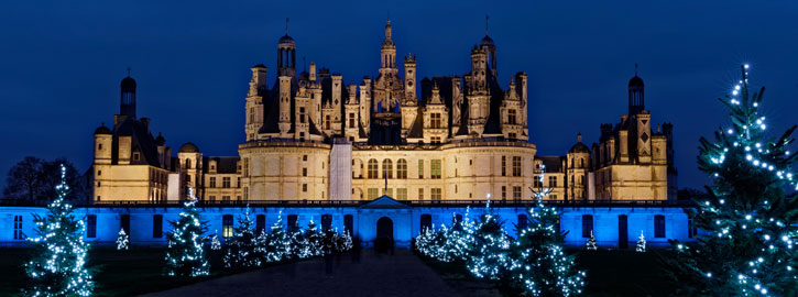 Noël au Domaine National de Chambord