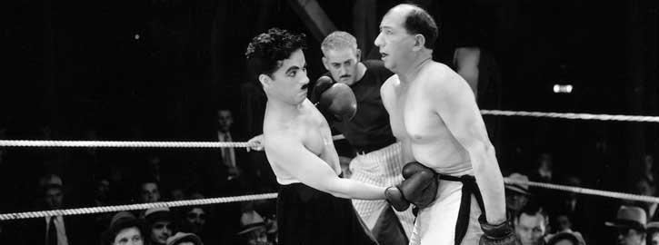 Les lumières de la ville - Charlie Chaplin
