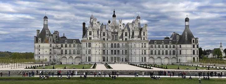 Grande exposition pour les 500 ans de la construction du Château de Chambord